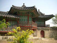 Free Changdeok Palace Stock Photos - 30835753