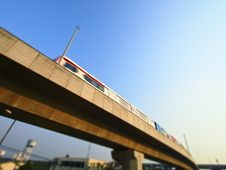 Free Sky Train Stock Photography - 30837902
