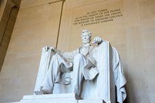 Free Lincoln Memorial Stock Photos - 30840993