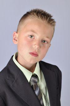 Free Young Businessman Stock Photos - 30849383