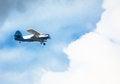 Free Propeller Biplane Royalty Free Stock Photography - 30851987