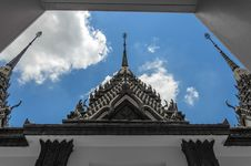 Free Metal Castle Roof Royalty Free Stock Images - 30858199