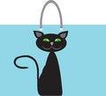 Free Bag Cat Stock Images - 30861524