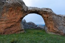 Free Arch Rock Stock Image - 30869231