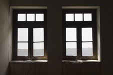 Free Old Windows Stock Photography - 30869922