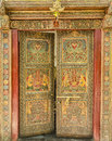 Free Designer Indian Door Stock Images - 30873194