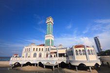 Free Mosque In Malaysia Royalty Free Stock Photos - 30870608
