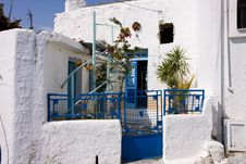 Free Greece Architecture Stock Photo - 30874350