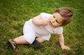 Free Baby Girl Stock Photo - 30882720