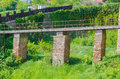 Free A Bridge From  The Huniazi Castle Royalty Free Stock Photos - 30883588