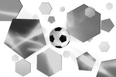 Free Football 3D Stock Photography - 30880472