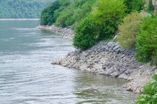 Free Landscape On The Danube Stock Photos - 30885403