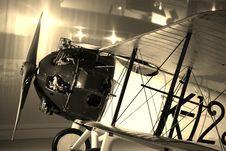 Free Retro Airplane Royalty Free Stock Images - 30888049