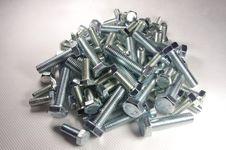 Free Screws. Stock Photography - 30888972