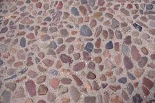 Free A Stone Path. Royalty Free Stock Photo - 30889945
