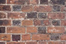 Free Old Brick Wall. Stock Images - 30889994