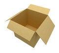 Free Empty Box Royalty Free Stock Image - 30890606
