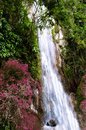 Free Waterfall Near Tomok Village. Royalty Free Stock Photo - 30893805
