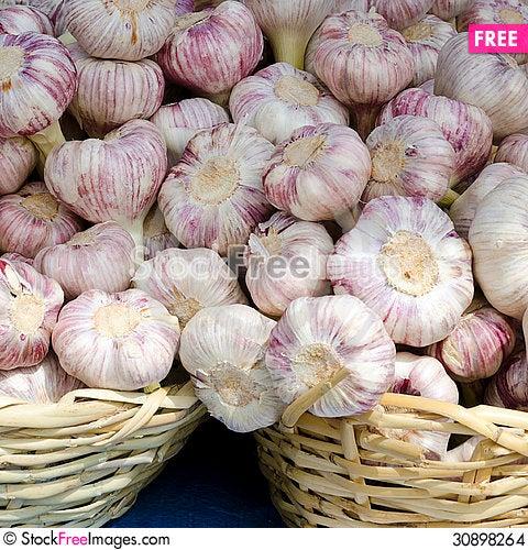 Free Garlic Stock Images - 30898264