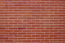 Free Brick Wall. Royalty Free Stock Image - 30890186