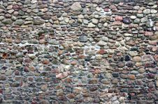 Free Old Stone Wall. Royalty Free Stock Photography - 30890317