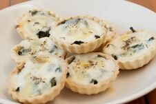Free Mini Quiche Stock Photo - 30891500