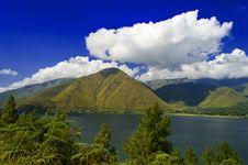 Free View To Sihotang. Stock Images - 30891774