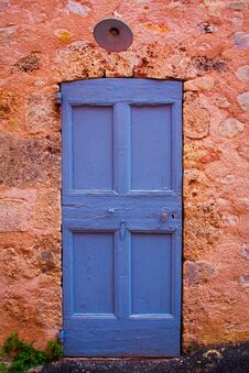 Free Provence Door Stock Photography - 30894012