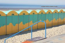 Free Beach Huts Royalty Free Stock Images - 30894049