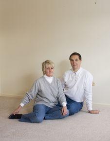 Free Matching Couple Stock Photography - 30895092