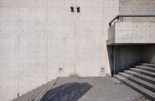 Free Bare Concrete Architecture Stock Images - 30898794