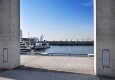 Free Tempozan Harborland Port Area, Osaka, Japan Stock Images - 30898844