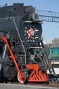 Free Old Locomotive Royalty Free Stock Image - 3098246