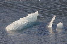Free Ice Floating In Alaska Stock Images - 3090124
