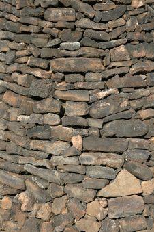 Stones Wall Stock Photos
