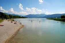 Free Alpine Lake Stock Photography - 3091272