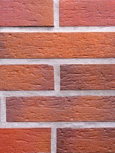 Free Red Brick Wall Texture Stock Photos - 3091703