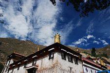 Free TIbetan Buddhist Temple Stock Image - 3093091