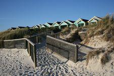 Free Way Down To The Beach Stock Photo - 3093250