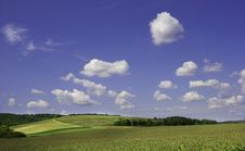 Free Landsape With Clouds Stock Photos - 3093253