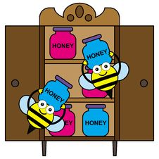 Free Storing Honey Stock Images - 30901484