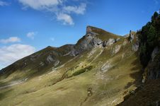 Free Hiking In The Allgaeu Alps In Tyrol Royalty Free Stock Photography - 30907947