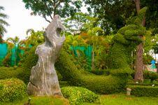 Free Garden Royalty Free Stock Photo - 30911445