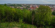 Free Lithuania. Vilnius Old Town In The Spring Stock Photos - 30912453