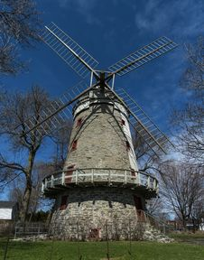 Free Windmill Stock Image - 30915211