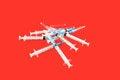 Free Syringes Stock Image - 30922591