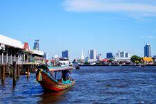 Free Chaopraya River Stock Photography - 30922452