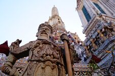 Free Thai Temple Royalty Free Stock Photography - 30922627