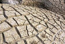 Free Dry And Barren Land Stock Image - 30925901