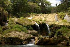 Free Waterfall El Nicho III Royalty Free Stock Images - 30929949
